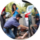 Image of an Accident